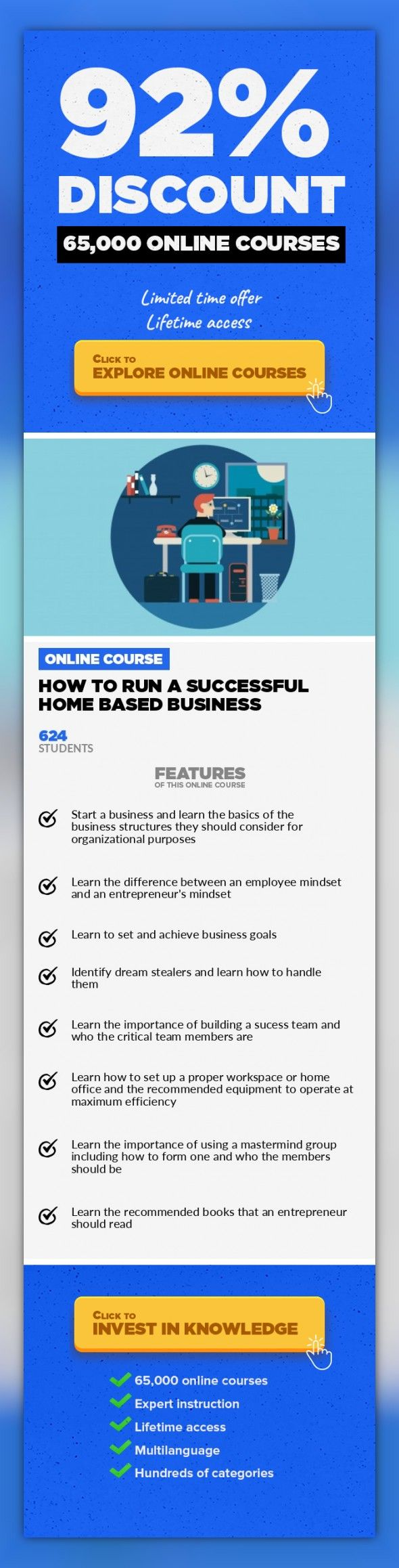 How to Run a Successful Home Based Business Home Business, Business ...