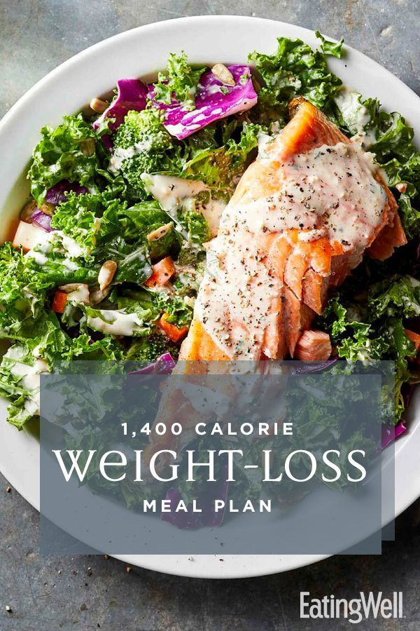 1,400-Calorie Meal Plan to Lose Weight #400caloriemeals Lose weight, eat well and feel great with this easy weight loss meal plan. This 1,400-calorie meal plan is specially tailored to help you feel energized and satisfied while cutting calories so you can lose a healthy 1 to 2 pounds per week. #weightloss #dietrecipes #weightlossdiet #bestweightlossrecipes #weightlossrecipes #weightlossideas #howtoloseweight #diet #dietinspiration #recipe #eatingwell #healthy #400caloriemeals 1,400-Calorie Meal #400caloriemeals