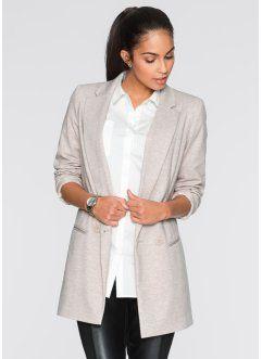 5a9d5900459 Blazer, BODYFLIRT, zacht roze gemêleerd | kapsels - Damesmode en Outfits
