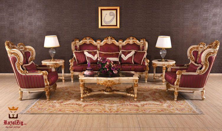 Hyderabad Royal Sofa Set In 2020 Classic Sofa Sets Classic Sofa Sofa Set Designs