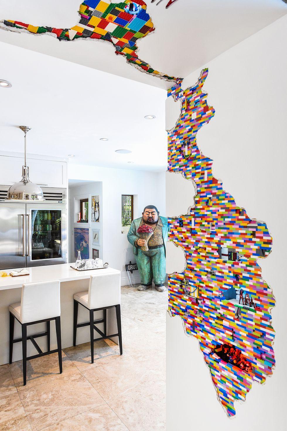 At Home With Miami Based Hospitality Entrepreneur David Grutman