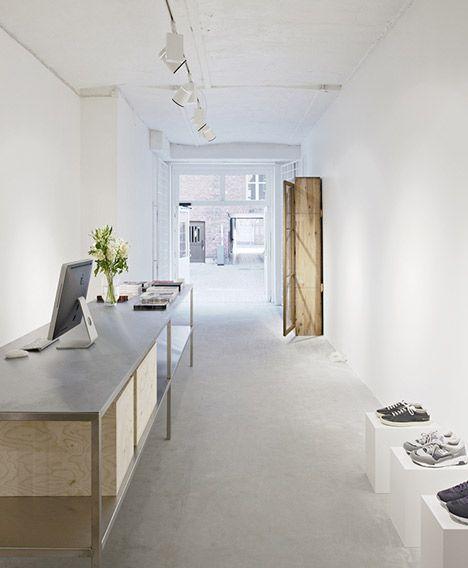 Concrete Floor Cleaning
