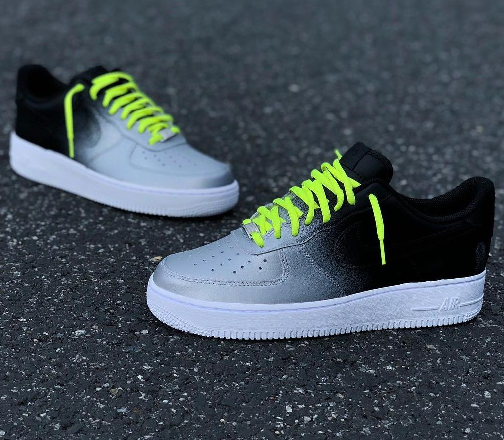 cd1db32bd30d3 Nike Air Force 1 Fresh Customs | Nikes | Sneakers outfit men, Shoe ...
