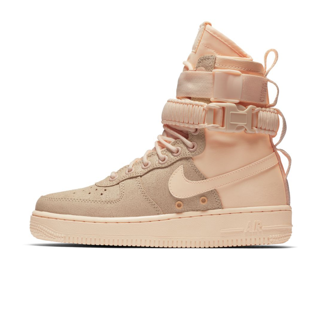 SF Air Force 1 Women's Boot in 2019 | Air force 1, Nike
