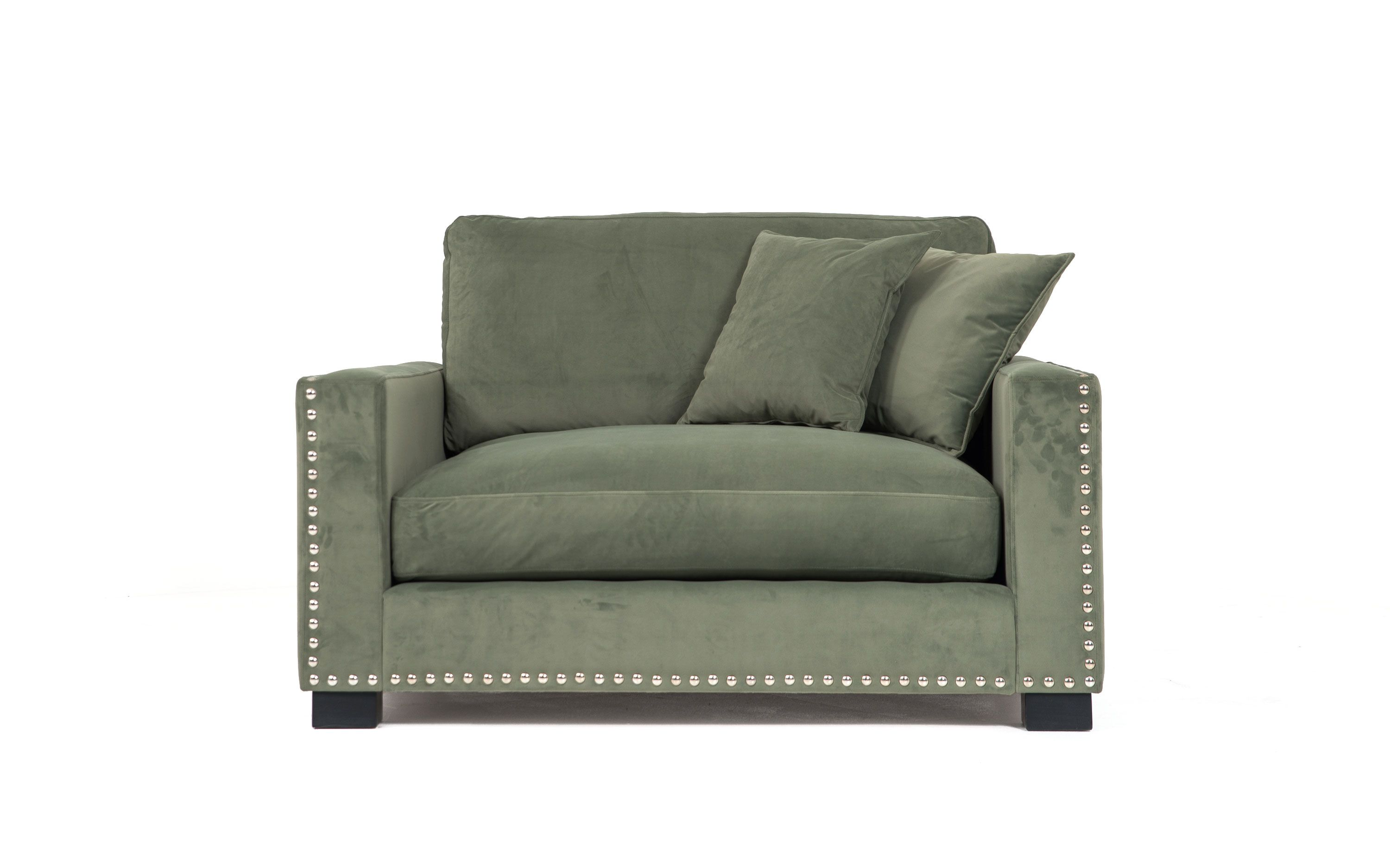 Loveseats and Silver on Pinterest