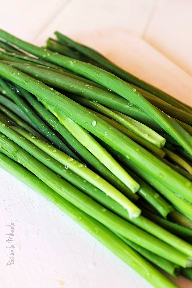 Tips and tricks: how to freeze green onion