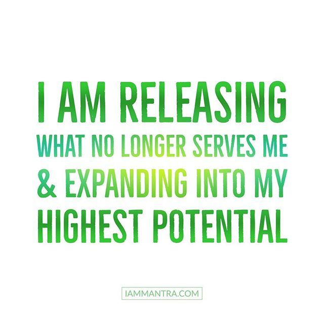 Todays Mantra: I AM releasing what no longer serves me and expanding into my Highest Potential. #iam #mantra #iammantra #fullmoon #release #highestpotential #potential #affirmation #meditation #intention #prayer #vibration