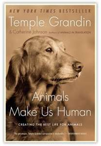 Animals Make Us Human: Creating the Best Life for Animals... AMAZING book! Full of neat facts... A MUST read for everyone!