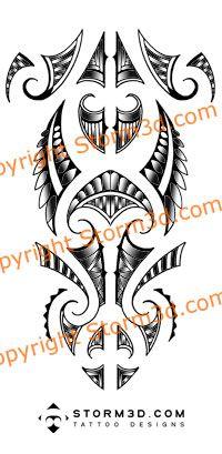 Kirituhi forearm tribal tattoo by MaoriTattoo on DeviantArt ...