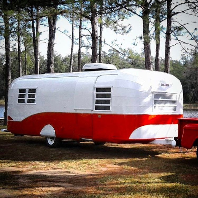 1,251 Likes, 8 Comments Vintage Camper Trailers