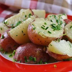 Pin By Heidi Morris On Amazing Food Photos Red Potato Recipes Recipes Chives Recipe