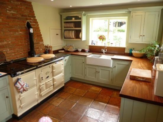 9 quarry tile cupboard paint ideas
