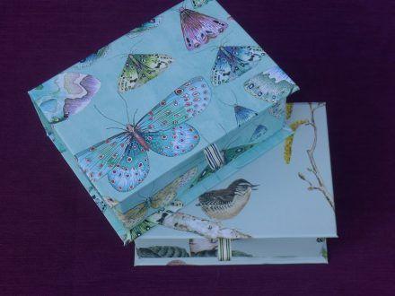 The Empty Box Company | Treasure Box Mini | Stationery Christmas ...