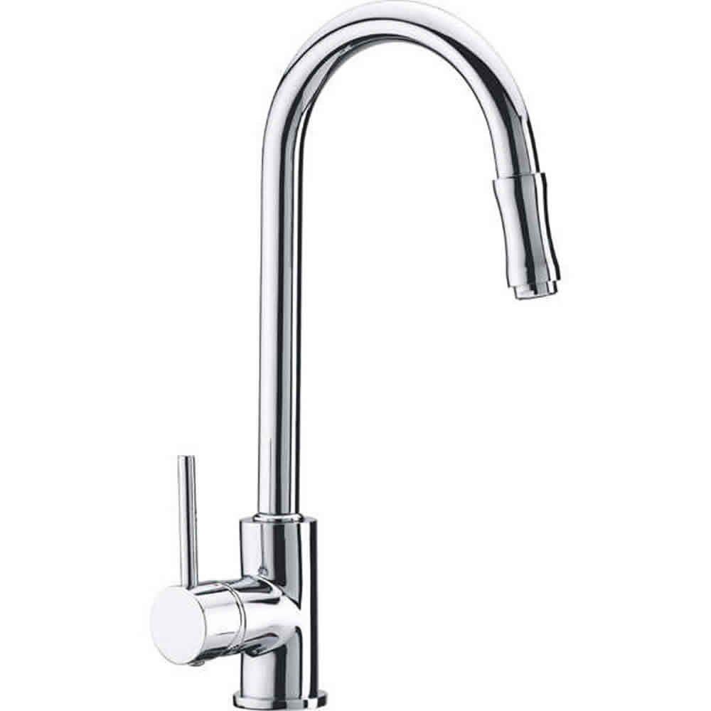 Astini Denver Chrome Pullout Spout Kitchen Sink Mixer Tap Hk16 Astini From Taps Uk Kitchen Taps Sink Mixer Taps