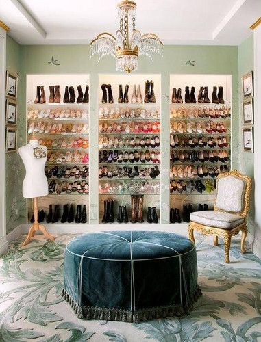 35 Spare Bedrooms That Turned Into Dream Closets  Famous Interior Stunning Living Room Closet Design Design Ideas
