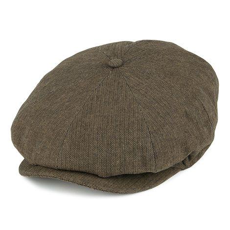 7b20141a Kangol Hats Tweed Ripley Newsboy Cap - Olive | Style | Newsboy cap ...