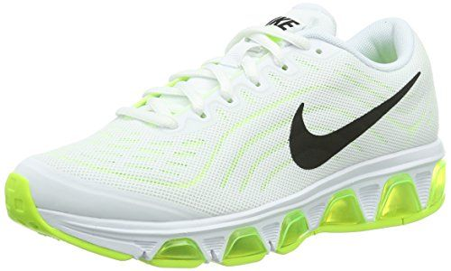 get new size 40 coupon code Womens Nike Air Max Tailwind 6 WhiteBlackVolt 75 * Want to ...