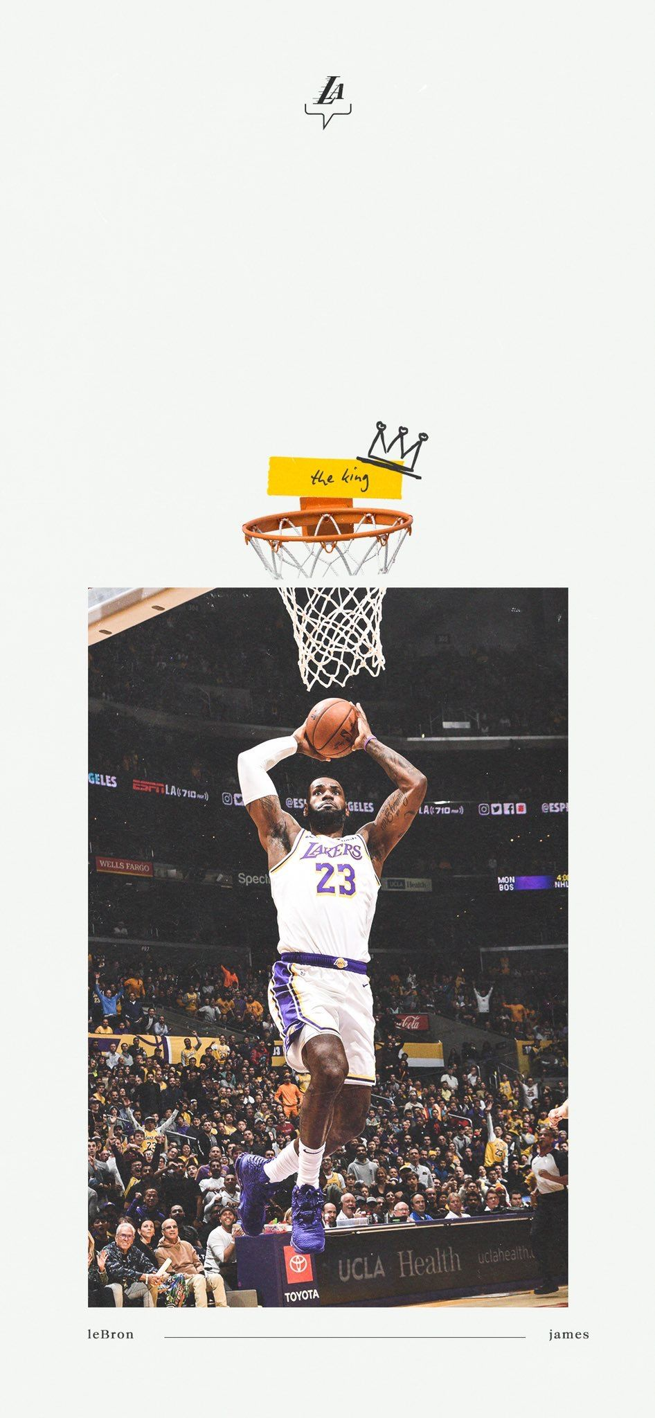 Pin by Joseph Arada on LAKERS Lakers wallpaper