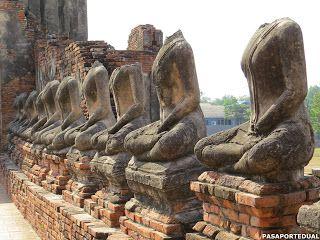 Ayutthaya por libre