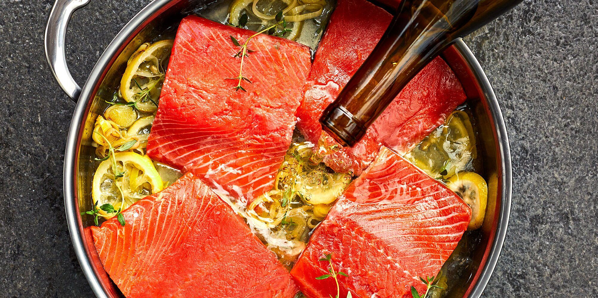 The Easiest Way To Cook Salmon Pour A Glass Of Wine In 2021 Cooking Salmon Cooking Salmon Fillet Wine Recipes