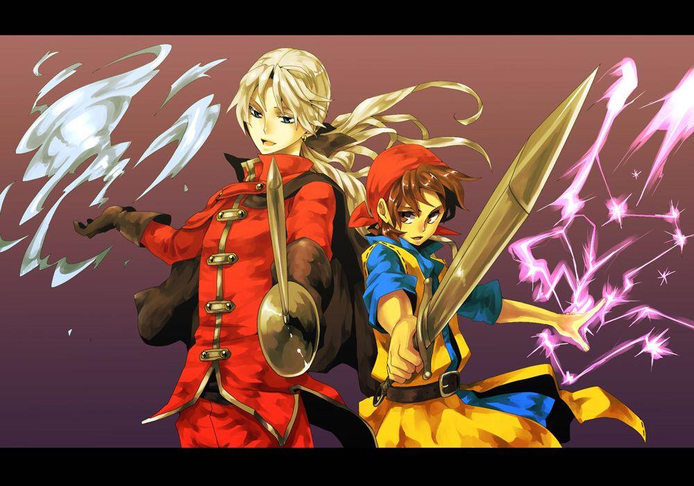 Dragon Quest Viii 910717 Zerochan Dragon Quest Dragon Quest 8 Dragon