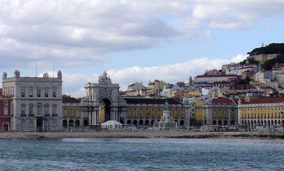 Terreiro do Paço / Lisboa PORTUGAL