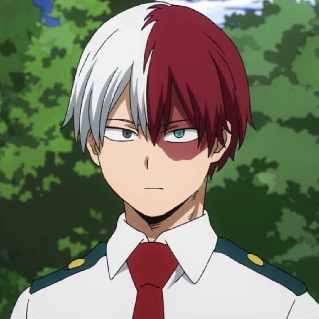 Todoroki Shouto Boku No Hero Academia Anime Hero Academia Characters Anime Drawings