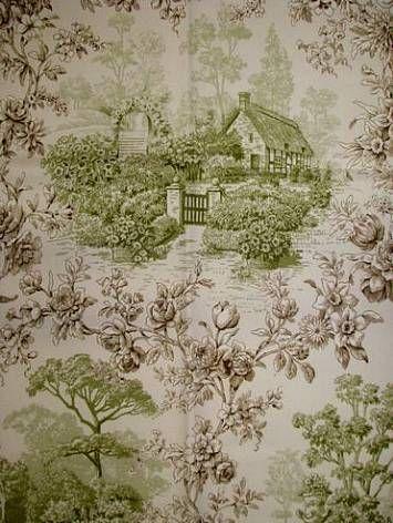 tissu que j 39 aime toile toile toile de jouy et papier peint. Black Bedroom Furniture Sets. Home Design Ideas