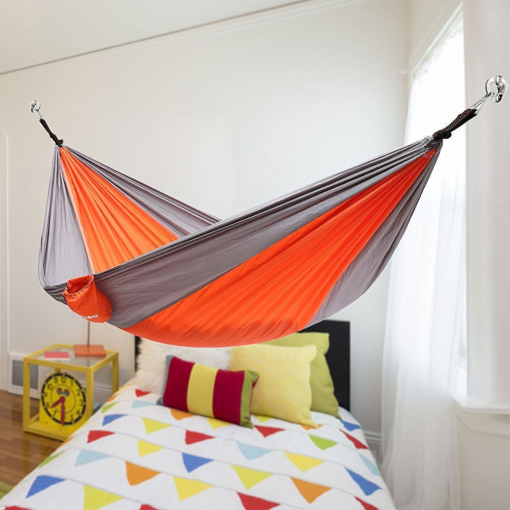 How To Hang A Hammock Indoors http://www.buynowsignal.com ...