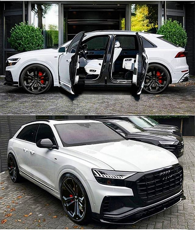 This Is What Life Is Like With An Audi Sport Quattro In: Insane Audi Q8 Should The Q8 Be Like This From Factory