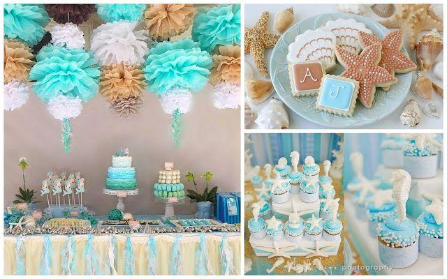 Sunny Sweet Life Beach Themed Party Ideas