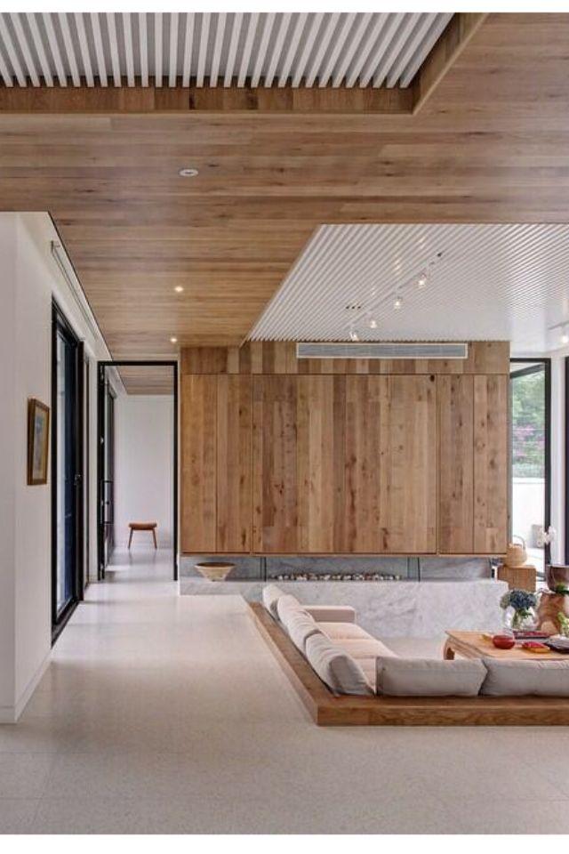 Sunken loungeroom. Love | home | Pinterest | Interiors, Ceilings and ...