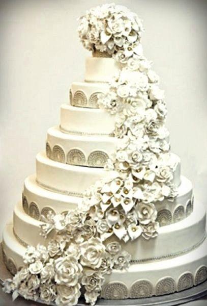 Marc Mezvinsky Chelsea Clintons Wedding Cake 11000