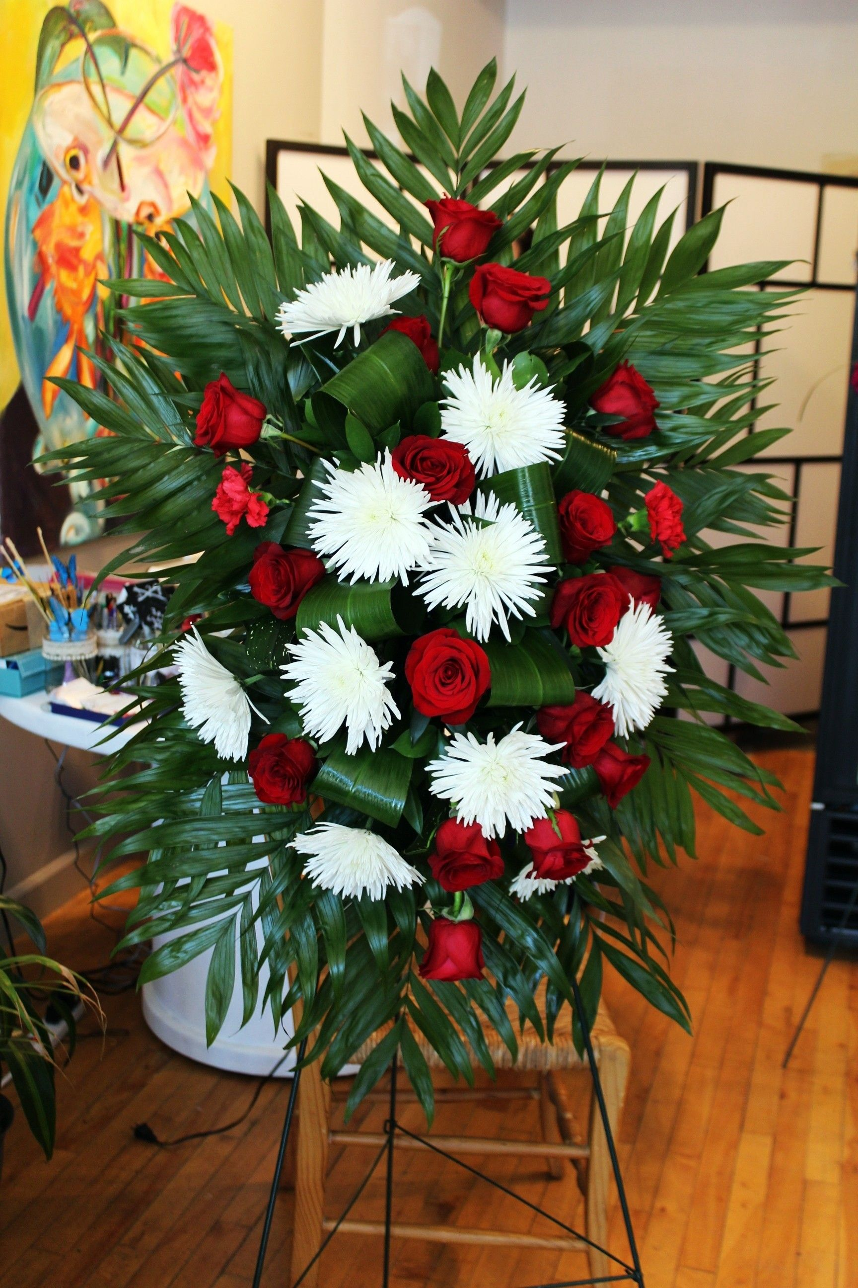 Angels touch funerals pinterest flower delivery florist send angels touch in wilmette il from flowers by geo the best florist in wilmette all flowers are hand delivered and same day delivery may be available izmirmasajfo