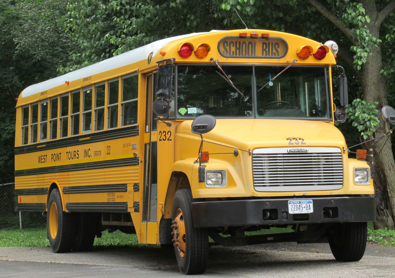 West Point Tours 232 School Bus