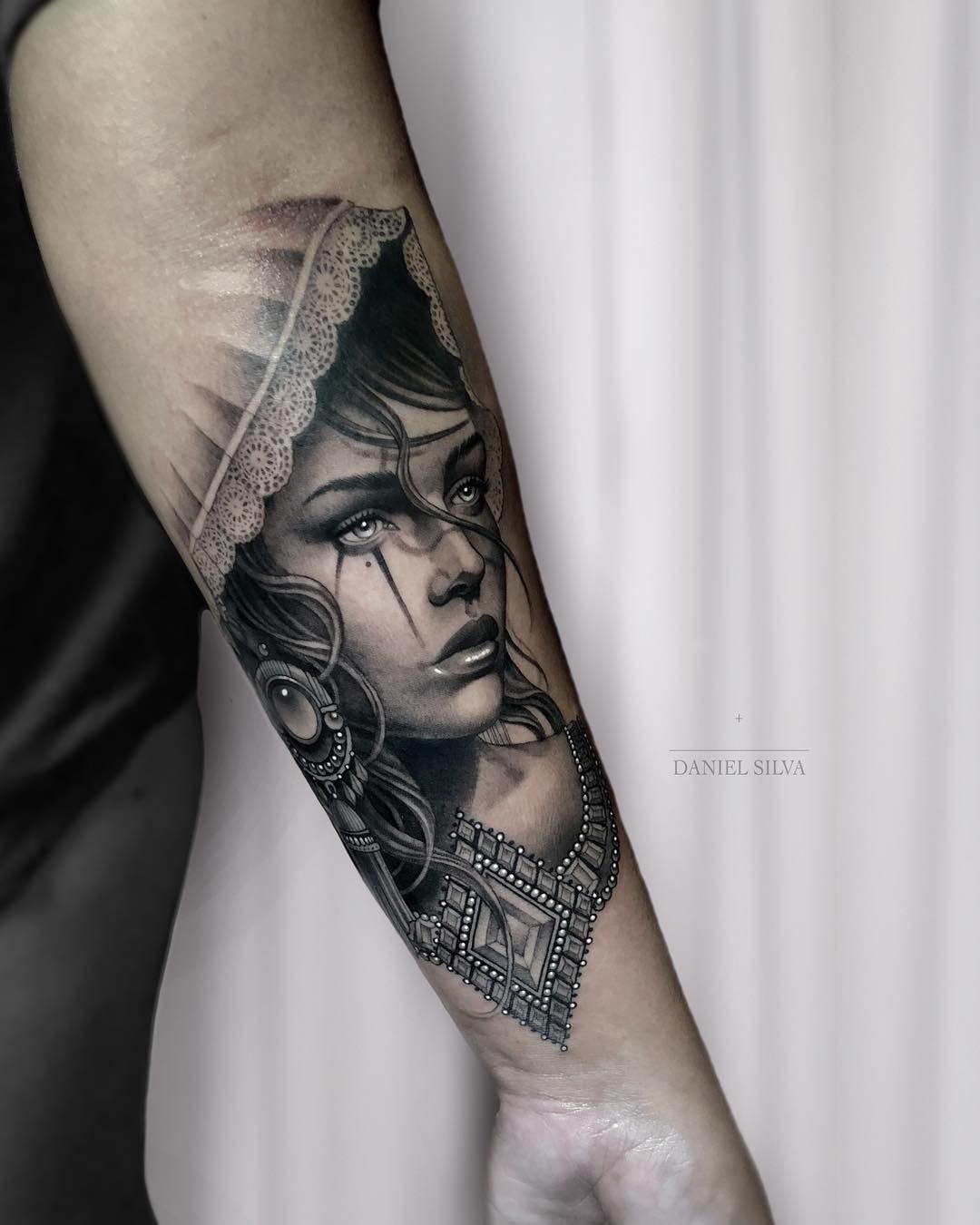 Tattoo By Daniel Silva With Images Tattoos Intricate Tattoo