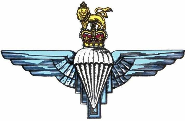 Parachute Regiment gardes PLATOON hoodie