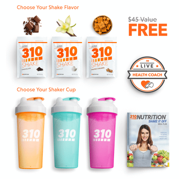 310 Starter Kit 14 Day Trial 310 Nutrition Starter Kit 310 Nutrition Starter