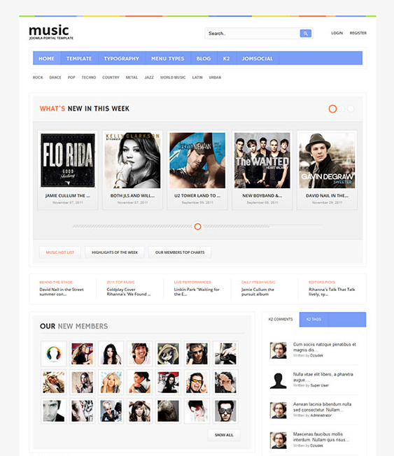 Social Website Template. buzzgfx social network v2 0 admin website ...