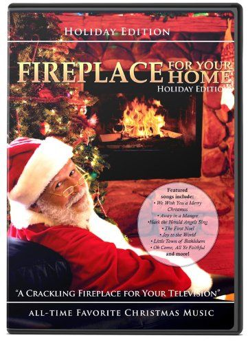 Fireplace Holiday Christmas Music Holiday Stocking Stuffers For Mom