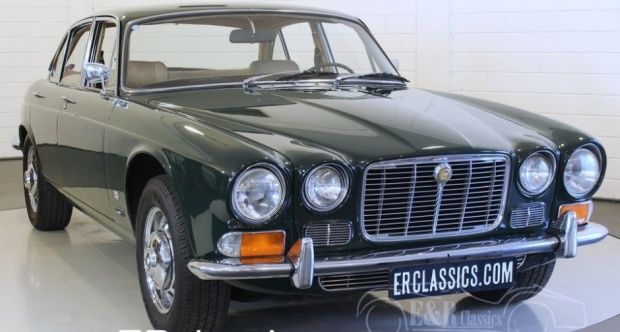 1972 Jaguar Xj6 Saloon 4 2 1972 Overdrive Manual Gearbox