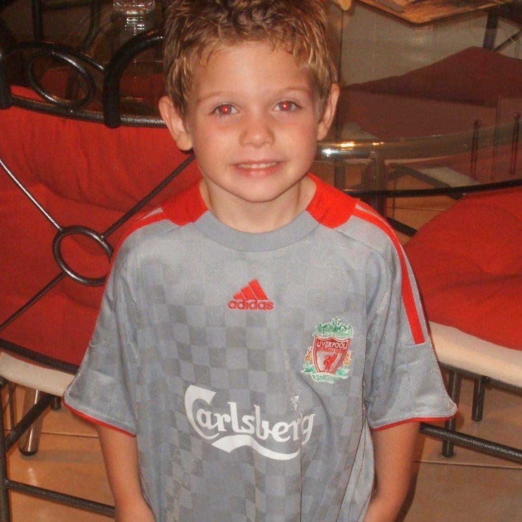 LIVERPOOL sport game football scouse soccer tee NEW Boys Girls Kids T SHIRT TOP