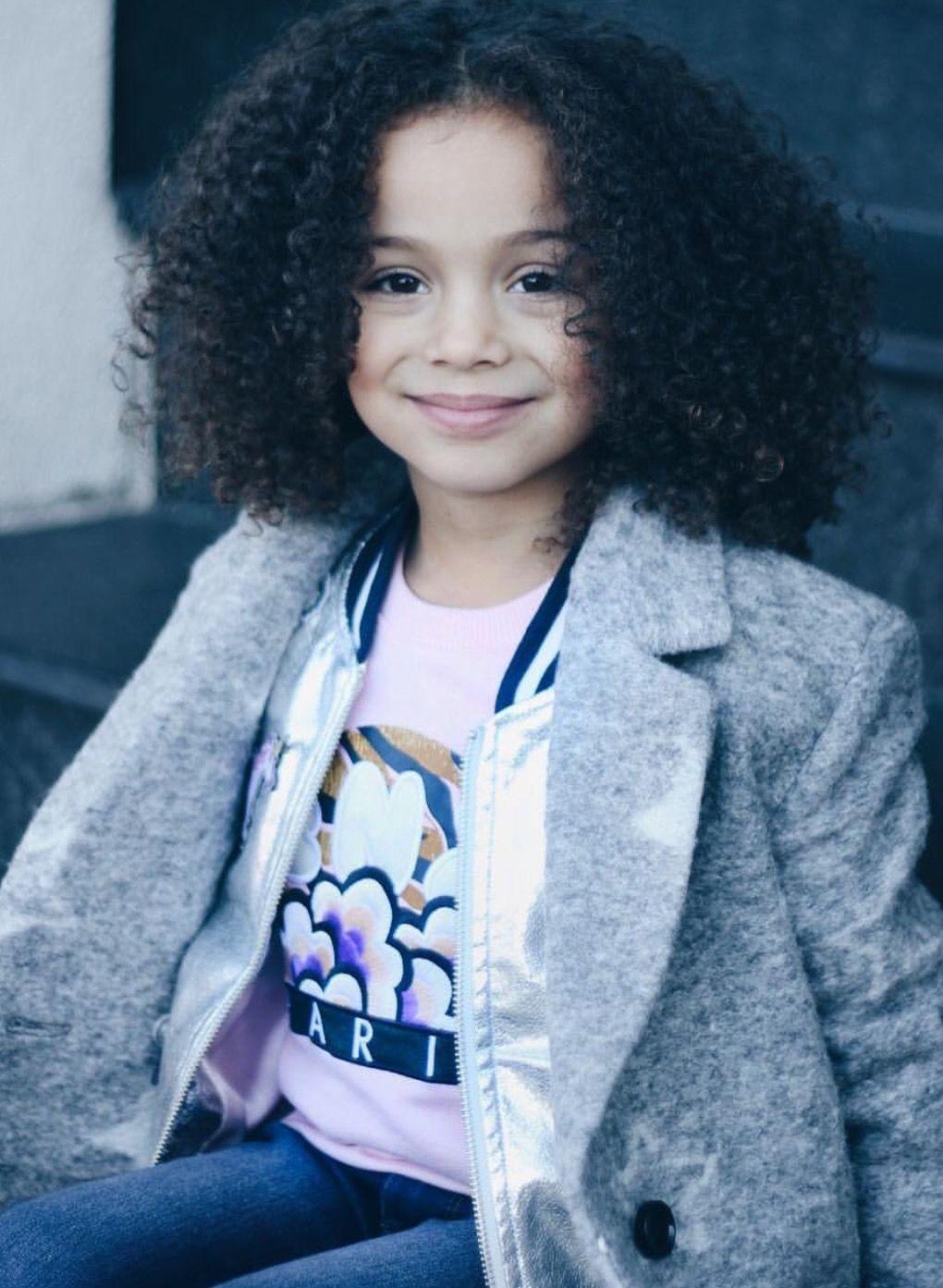 Boy haircuts on black girls pin by mimi stevenson on harperus closet  pinterest