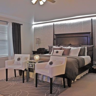 classy master bedrooms | Elegant master bedroom | Our First House Decor