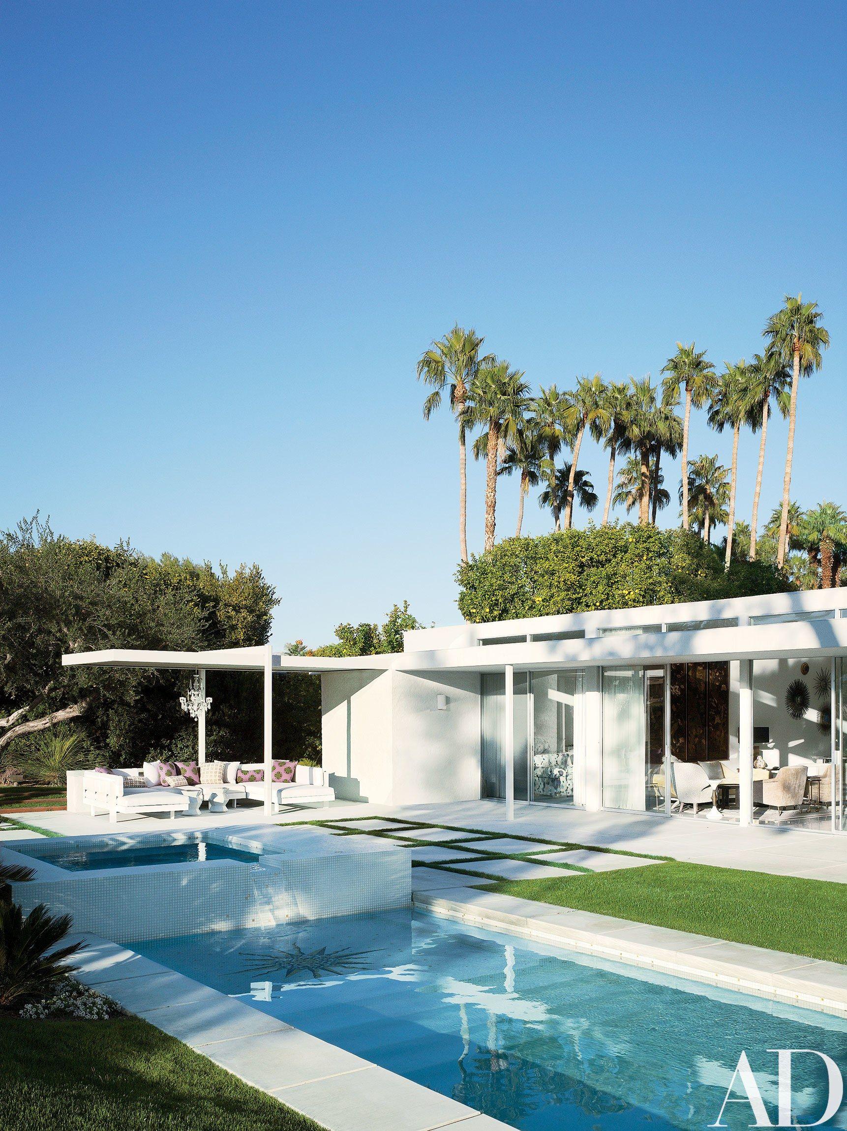 Emily Summerss Midcentury Modern California Desert Retreat Palm