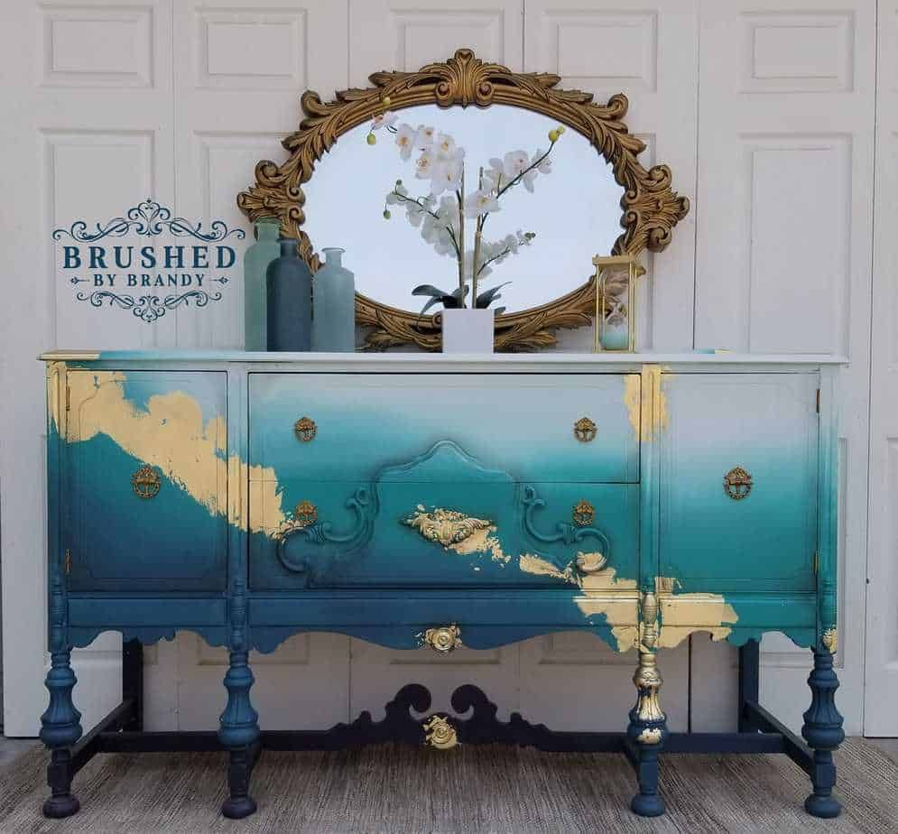 My Favorite Teal Painted Piece And Where You Can Find Them Painting Furniture Diy Teal Painted Furniture Teal Furniture