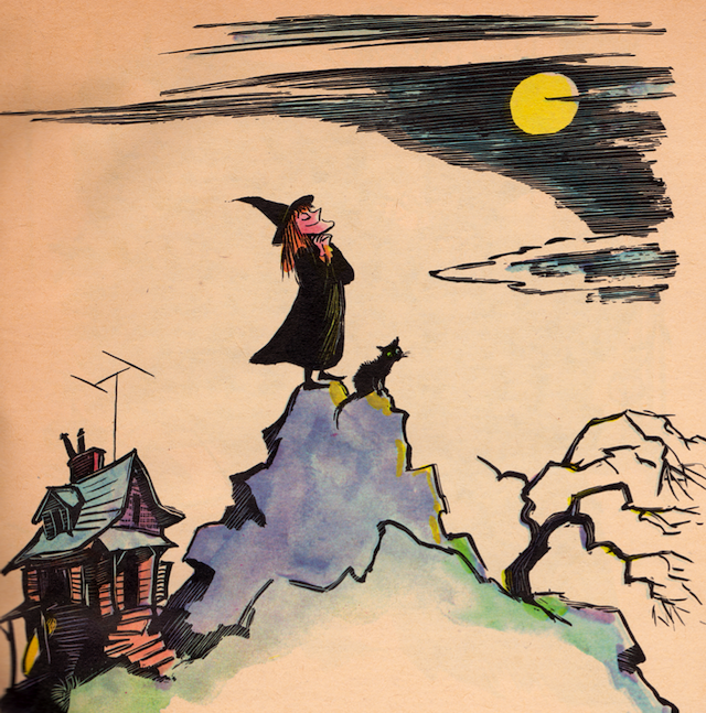 Tilly Witch - written & illustrated by Don Freeman (1969).