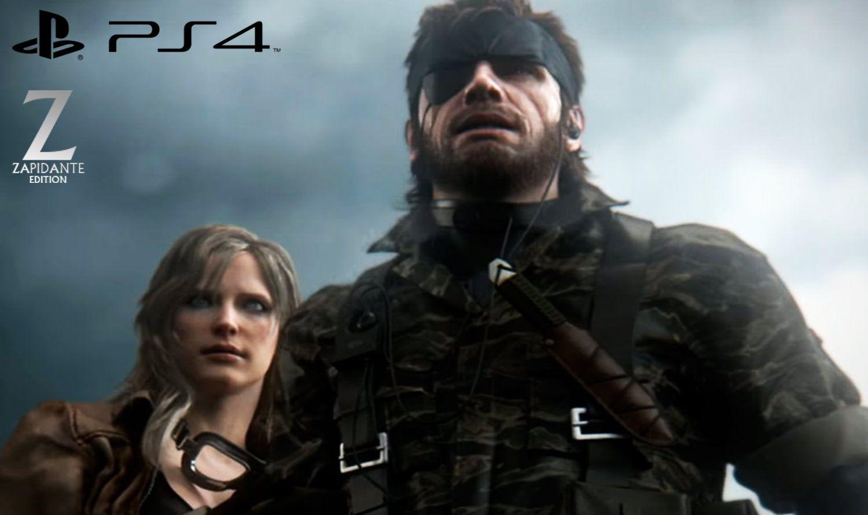 Metal Gear Solid 3 Snake Eater REMAKE PS4 - Teaser SPOT TV