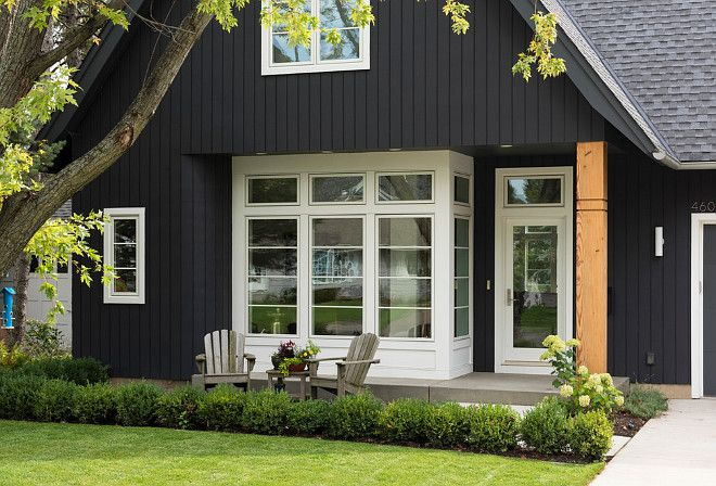 Image Result For Black Jack Benjamin Moore Exterior House Paint Colors Pinterest White