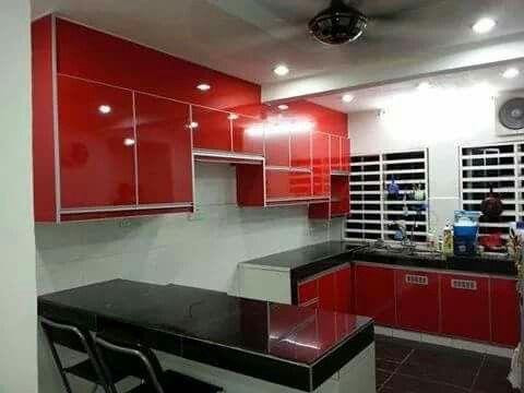 Kabinet Dapur Kitchen Cabinets Home Decor House